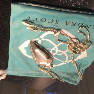 Authentic Kendra Scott long necklace